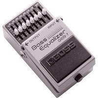 Boss GEB-7 Bass Equalizer Stompbox Pedal