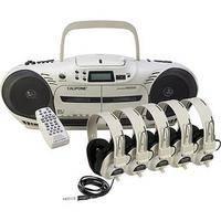 Califone 2455PLC Performer Plus Multimedia Player/Recorder