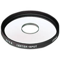 Hoya 72mm Center Spot Glass Filter