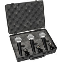 Samson R21 - Dynamic Mic (3-Pack)