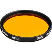 Hoya 77mm Orange G (HMC) Multi-Coated Glass Filter for Black & White Film