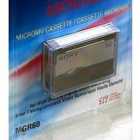 Sony MGR-60 Micro MV Video Cassette