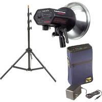Photogenic StudioMax III Monolight Kit (120V AC/12V DC)