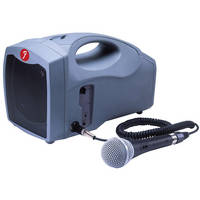 Fender Passport P-10 Battery Operated Personal Portable Sound System