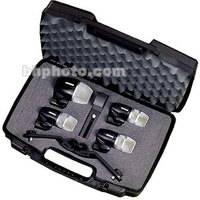 Shure PGDMK4/XLR - 4 Piece Drum Microphone Kit