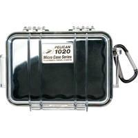 Pelican 1020 Micro Case (Clear Black)