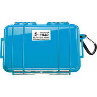 Pelican 1040 Micro Case (Solid Blue with Black Lining)