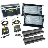 Kino Flo Interview Select 2 Fluorescent Light Kit (120V)