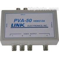 Link Electronics PVA-50 1x4 Composite Video Distribution Amplifier