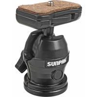 Sunpak Medium Ballhead - Supports 6.