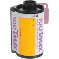 Kodak Professional T-Max 100 Black and White Negative Film (35mm Roll Film, 24 Exposures)