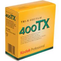 Kodak Professional Tri-X 400 Black and White Negative Film (35mm Roll Film, 100' Roll)