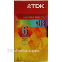 TDK T-120RVBH Revue VHS Tape