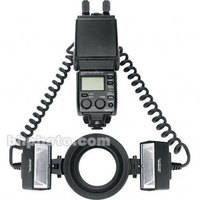 Olympus STF-22 Twin Flash Set with FC-1 TTL Controller (Guide No. 72'/22 m)