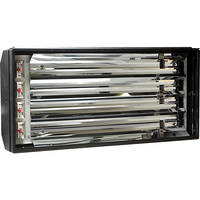 Mole-Richardson Biax-4 Fluorescent Fixture with Dimmer