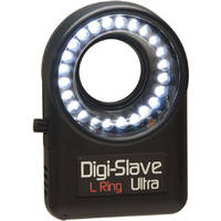 Digi-Slave Mini L-Ring Ultra LED Ring Light