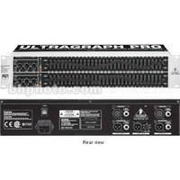 Behringer FBQ3102 Graphic Equalizer