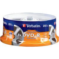 Verbatim DigitalMovie DVD-R 4.7GB (25)