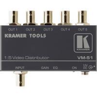 Kramer VM-51 1X5 Video Distribution Amplifier