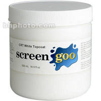 Goo Systems Reference White Finish Coat Acrylic Paint - 500ml