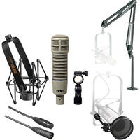 Electro-Voice Voice-Over Microphone Kit
