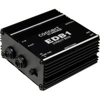 Whirlwind EDB1 - Single Channel Economy Direct Box