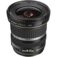 Canon EF-S 10-22mm f/3.5-4.5 USM Lens
