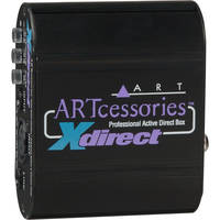 ART Xdirect Direct Box