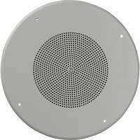 Atlas Sound SD72W Dual Cone Ceiling Speaker with Baffle (White)