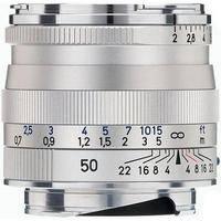 Zeiss 50mm f/2 ZM Lens - Silver
