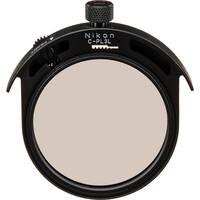 Nikon 52mm Circular Polarizer (C-PL3L) Glass Filter - Drop-In