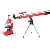 Tasco Specialty Microscope Telescope Combination Kit