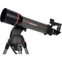 """Celestron NexStar 102 SLT 4""""/102mm Refractor Telescope Kit"""