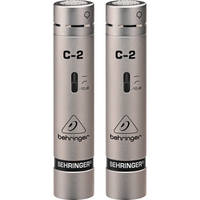 Behringer C-2 Stereo Matched Studio Condenser Microphones