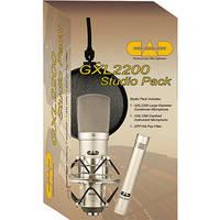 CAD GXL-2200 Studio Pack