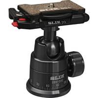 Slik SBH-320 Professional Ballhead with DQ-L (Gun Metal)
