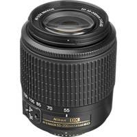 Nikon 55-200mm f/4-5.6G ED AF-S DX Autofocus Lens