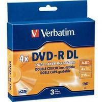 Verbatim DVD-R Dual Layer 8.5GB (3)