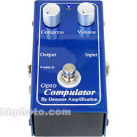 Demeter Compulator overview demo -