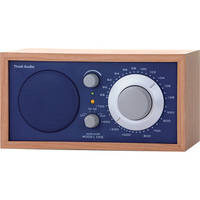 Tivoli Model One AM/FM Table Radio (Cherry / Cobalt Blue)