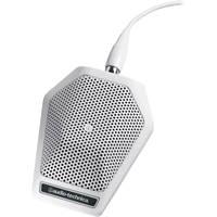Audio-Technica UA851RW UniPoint Boundary Microphone (White)
