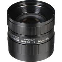 "Fujinon HF35SA-1 2/3"" 35mm f/1.4 C-Mount Fixed Focal Lens for 5 Megapixel Cameras"