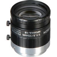"Fujinon 2/3"" C Mount 35mm f/1.6 1.5 Megapixel Lens"