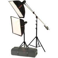 Photogenic StudioMax III Softbox Portrait Kit (120V)