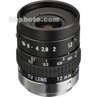 Pentax C61215TH 12mm, f/1.2 C-Mount Lens for 1/2-Inch