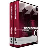 12 Inch Design PowerBlox Units 01 & 02 NTSC DVD