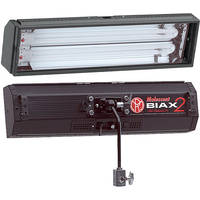 Mole-Richardson Biax-2 Omni FLuorescent Light with Local, DMX (220V)