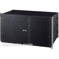 Toa Electronics SRA12L Mid-Sized Line Array Speakers (Black)