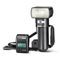 Metz mecablitz 76 MZ-5 Digital Handle Mount Flash with Auto Zoom Head