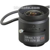 """Tamron 1/3"""" CS Mount 2.8mm f/1.2 Auto Iris Lens"""